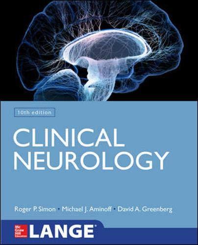 Lange Clinical Neurology, 10th Edition