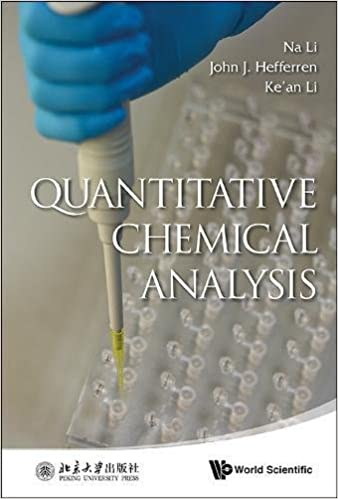 AmazonCom Quantitative Chemical Analysis  Na Li