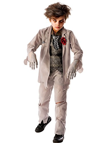 Rubie's Ghost Groom Child's Costume, Small -