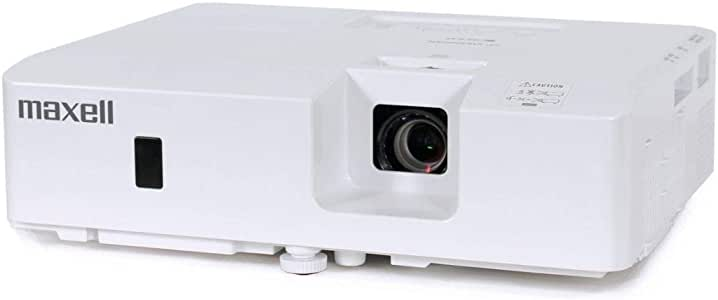 Maxell 3LCD Projector - 3300 ANSI lumens (White) - 3300 ANSI lumens (Color) - XGA (1024 x 768) - 4:3