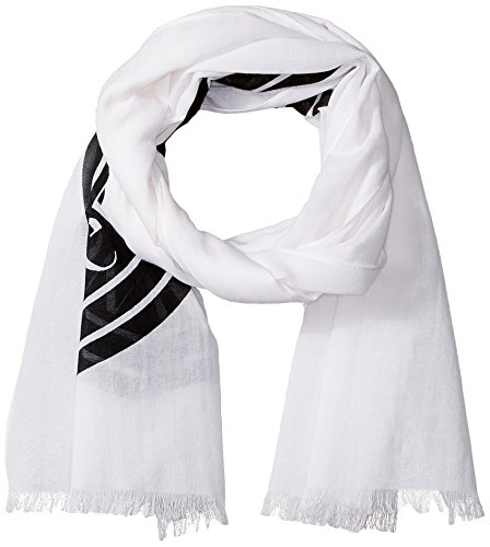 Armani Exchange Men's Circle Logo Scarf