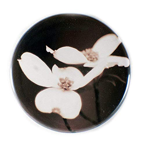 Dogwood Bloom Art Pocket Mirror