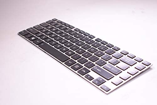 FMB-I Compatible with MP-12W53USJ6981 Replacement for Toshiba Keyboard US
