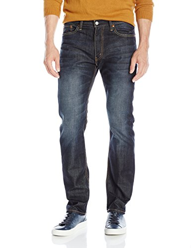 Levi's Men's 513 Stretch Slim Straight Jean, Bowman Lake, 30x30