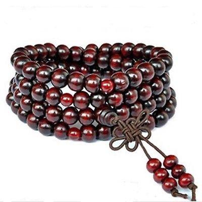 Buy Cheap Yosoo® Sandalwood Buddhist Buddha Meditation 6mm*108 Prayer Bead Mala Bracelet/Necklace