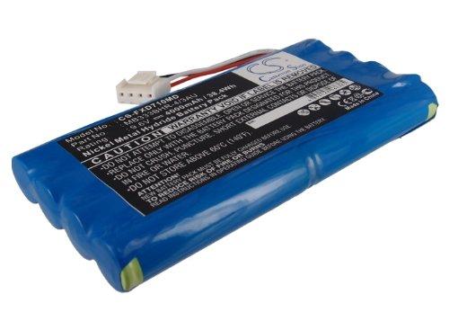 ビントロンズ交換用バッテリーFukuda Cardimax fx-7100 B00XKNGETA