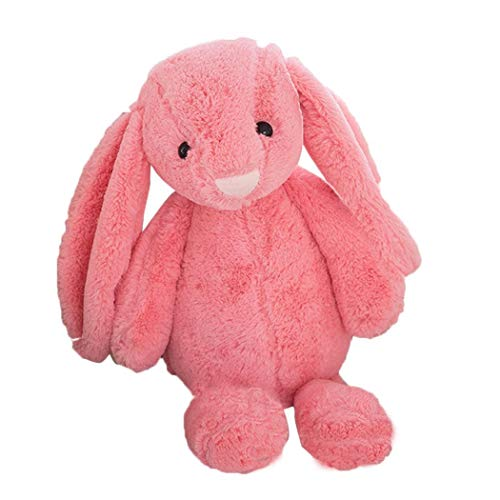 (Sholdnut Children Baby Cute Soft Bunny Rabbit Doll Plush Toy Sleeping Stuffed Toys)
