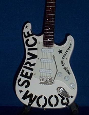 Amazon.com: Mini Guitar BRYAN ADAMS Room Service GIFT: Toys & Games