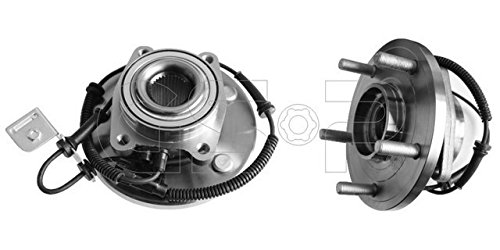 [GSP 124273 Front Hub Assembly] (Country Front Hubs Bearings)