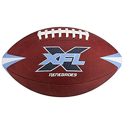 Team Issue XFL Dallas Renegades Official Football: Toys & Games
