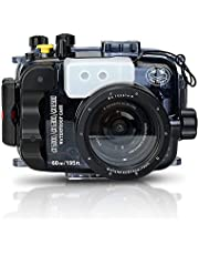 NC Waterproof Housing for Sony A6000 A6300 A6500 Camera Underwater 40m Impermeable Case Diving Photography Essential Protective Box 16-50 mm