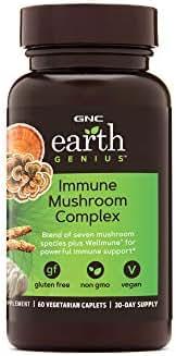 GNC Earth Genius Immune Mushroom Complex