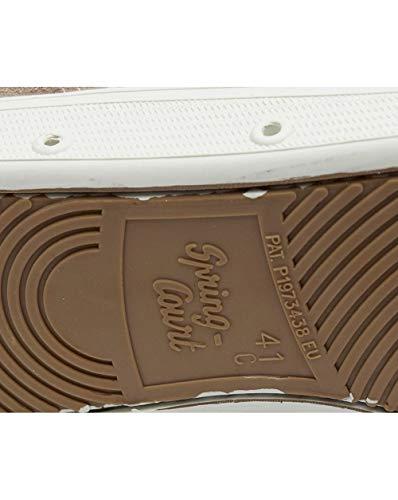 BEIGE Springcourt Sneakers Suede B2 UK 11 qwwaUYnX