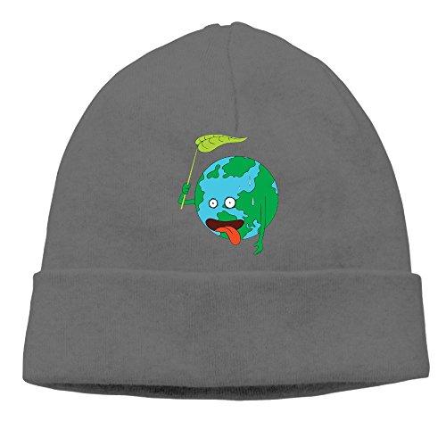 Location De Costume D'animal (Uanjuzn Global Warming Men/Women Cool Fashion Hedging Hat Wool Beanies Cap DeepHeather)