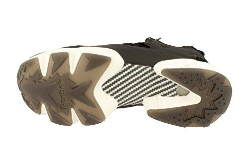 Reebok, Sneaker uomo black excellent red yellow M42230 black white BD2324
