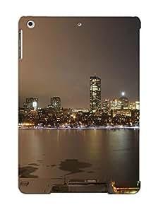 New Arrival Boston Skyline GGdcisl37HcdYY Case Cover/ Air Ipad Case