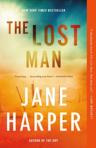 The Lost Man by [Harper, Jane]