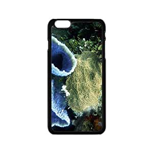 The Beautiful Coral Hight Quality Plastic Case for Iphone 6