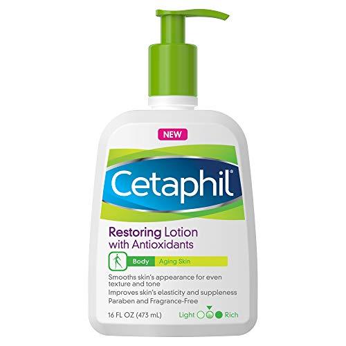 41ju17bW%2BpL - Cetaphil Restoring Lotion with Antioxidants for Aging Skin, 16 oz. Bottle