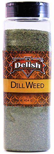 - Dill Weed by Its Delish, 6 Oz. Large Jar