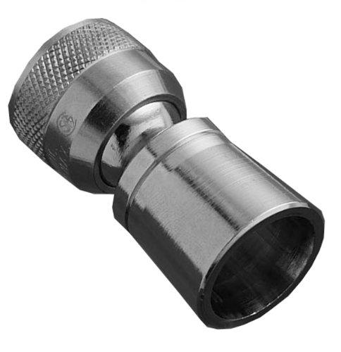Alsons White Handheld Shower - Alsons 654CPK Standard Style Shower Head, Chrome