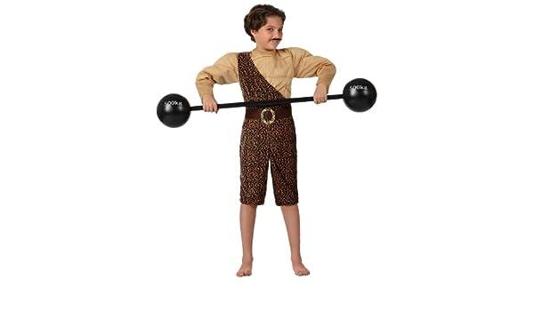Atosa - Disfraz de forzudo para niño, talla 140 cm (8422259160519 ...