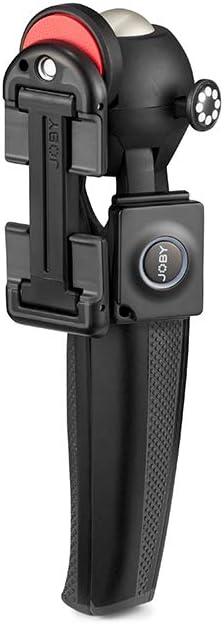 Action Camera e Accessori fino a 1/kg Vlogging DSLR Luci LED Microfoni Mirrorless Fotocamere Compatte Joby JB01560-BWW Handypod Mobile Mini Treppiede con Griptight One Mount per Smartphone