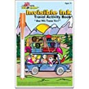 Are We There Yet Travel Activity Book By Lee Publications