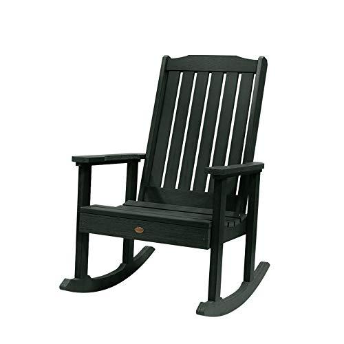 Highwood Lehigh Rocking Chair, Charleston Green