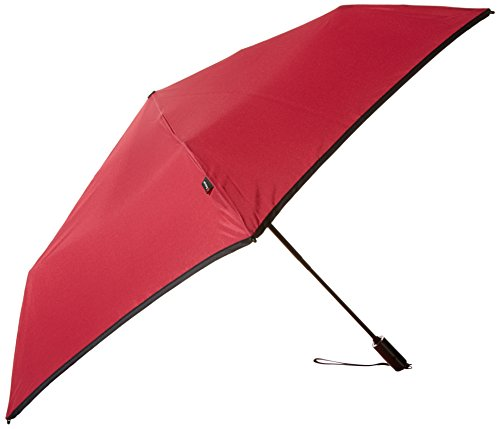 knirps-flat-duomatic-umbrella-piping-burgundy