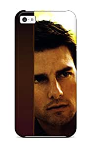 Hard Plastic Iphone 5c Case Back Cover,hot Tom Cruise Case At Perfect Diy 4090107K78051336