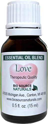 Love Essential Oil Blend 1 Fl Oz / 30 Ml - Blend Angel Essential Oil
