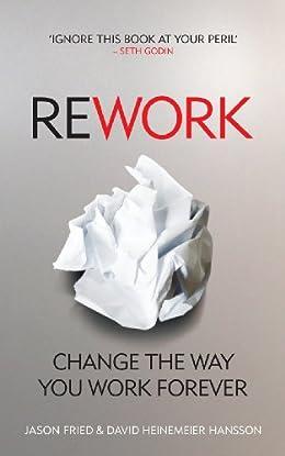 Rework- best book for growing entrepreneurs