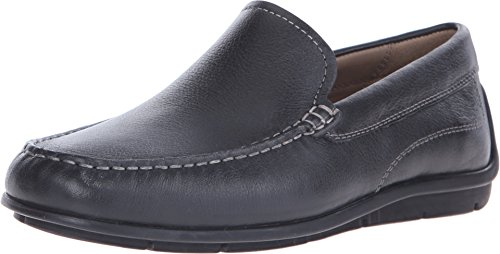 ECCO Men's Classic MOC Slip On Slip-On Loafer, Black, 43 EU/9-9.5 M US (Ecco Classic Loafer)