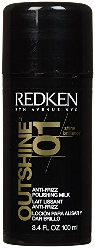 Redken Outshine Polishing Milk [01] - 3.2 oz