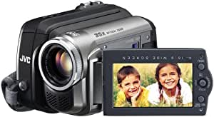 JVC GR-D870 MiniDV Camcorder with 35x Optical Zoom (Discontinued by Manufacturer)