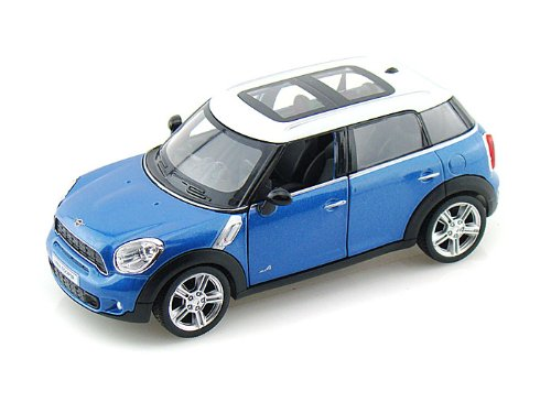 Mini Cooper S Countryman 1/36 Blue by Collectable Diecast ()