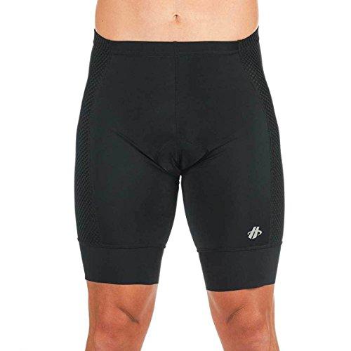 - Hincapie Sportswear Power Shorts - Men's Black/Mesh, L