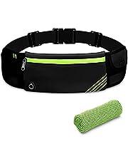 Running Belt Mobiele Telefoon Tas Waterdichte Sport Heuptasje Vrouwen Mannen Jogging Hond Training Fitness Reizen Fietsen en Outdoor Activiteiten