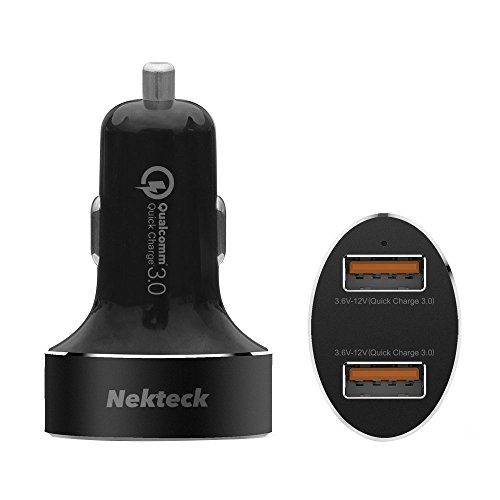 Nekteck Quick Charge Charger Ports