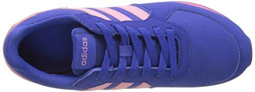 adidas 8k K, Zapatillas de Deporte Unisex Niños Azul (Azalre / Rossua / Rostiz 000)