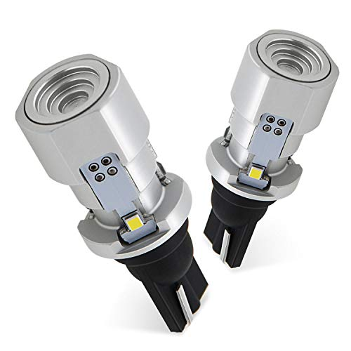 AUXITO 921 912 LED Bulb Canbus Error Free 2400 Lumens with 2020 SMD for Backup Reverse Light 6500K Xenon White