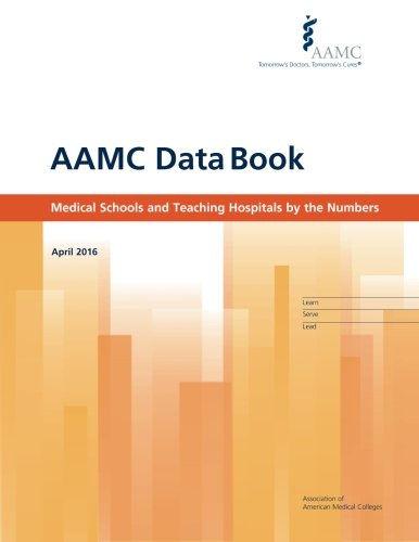 AAMC Data Book: AAMC Data Book: Medical Schools and Teaching Hospitals by the Numbers (2016)