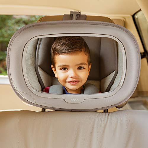 Amazon.com: BRICA bebé In-Sight Mega Espejo – Tan: Baby
