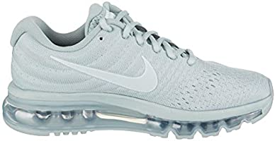 Nike Air Max 2017 SE Running Shoes for Women Light Gray
