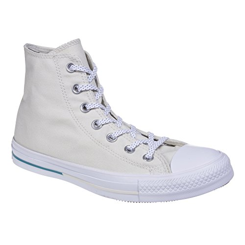 Botas Converse All Star Counter Climate Hi Top (Buff/Aegean Aqua) Aqua/White