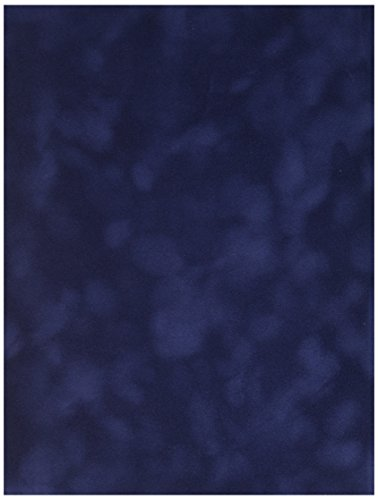 Sew Easy Industries 12-Sheet Velvet Paper, 8.5 by 11-Inch, Navy