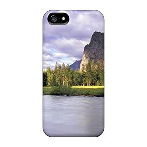 For KHveysI3216pUzkW Lake By Mountains Protective Case Cover Skin/iphone 5/5s Case Cover