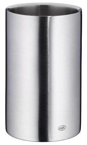 Alfi 0457205100 Alfi Flaschenkühler Vino, edelstahl mattiert