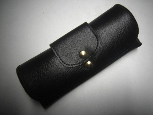 Case Belt Loop (Snap Beltloop Eyeglass Cases (Black))
